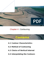 Land Surveying Chapter 2 Contouring