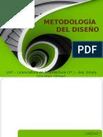 01. Metodologia Del Diseño