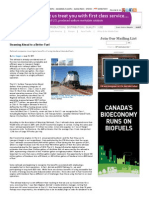 Biodiesel Magazine - The Latest News and Data About Biodiesel Production