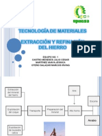 Extraccion Del Hierro1