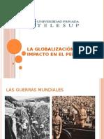 La Globalizacion y Su Impacto en El Peru