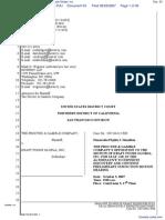 The Procter & Gamble Company v. Kraft Foods Global, Inc. - Document No. 53