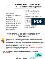 Clase 2 Potenciales ECG