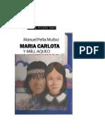 Maria Carlota y Mllaqueo