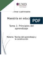 1-Principios Del Aprendizaje