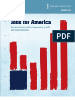 Jobs for America