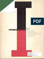 Volume 24-2 Clasificación Tipográfica