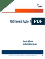 IQA Auditor Training