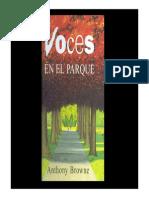 Voces en El Parque Libro
