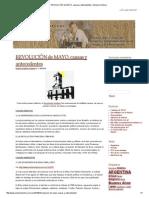 REVOLUCIÓN de MAYO, Causas y Antecedentes _ Siempre Historia