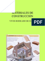 MATERIALES DECONSTRUCCION
