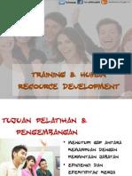 Training & Human Resource Development