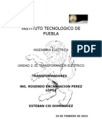 Transformadores ECD