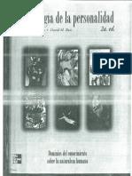 Libro Psicologia de La Personalidad