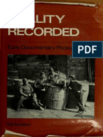 Reality Recorded - Early Documentary Photography (Art eBook)