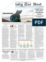 The Daily Tar Heel for April 14, 2015