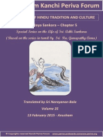 Kanchi Periva Forum - eBook 35 - Jaya Jaya Sankara - Chapter 5
