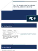 Evaluación de La Contaminación Por Derrame de Petroleo (2)