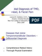 TMJ Presentation