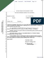 Louden v. Yahoo!, Inc. - Document No. 4