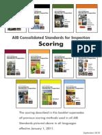 AIB International Scoring