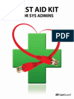 First Aid Network Security eBook