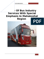 Study Of The Bus Industry With Special Emphasis In Mahakoshal Region.docx
