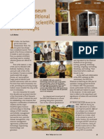 Rice Today vol. 14, no. 2 DRR Rice Museum features traditional wisdom and scientific breakthroughs