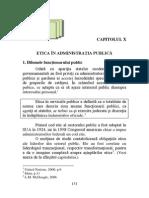 Etica Administratie Publica