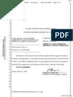 Cox v. Pfizer Inc. et al - Document No. 5