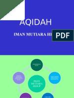 Iman Mutiara Hidup