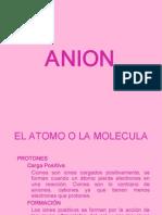 la Anion ES
