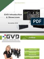 [GVD] Sales Showcase Details