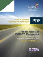 45th Annual EABCT Congress (2015)