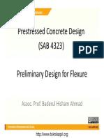 Prestressed Concrete 3