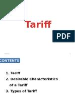 5 Tariff