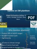 Abigail McQuatters-Gollop 2015 Plankton