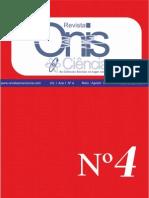 4ª Edição Da Revista Onisciência