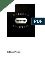 Flynn, Gillian - Obiecte Ascutite - V.0.9.9