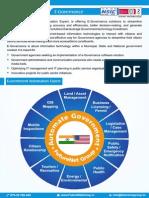 e-Governance Services Provider India | e-Governance Services in India