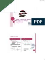 Aulas Práticas de Biologia e Ecologia dos Fungos1