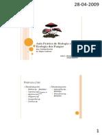 Aulas Práticas de Biologia e Ecologia dos Fungos3
