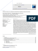 Biodiesel characterization