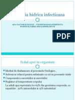 Curs Igiena Mediului- Igiena Apei