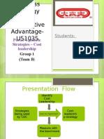 BSCA Presentation