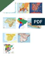Types de Map, science, third primary