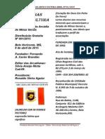 1-JORNAL VIRTUAL ARCADIANAS-Nº 01-Ano 2015-ABRIL-14 Páginas-Responsável-Árcade Silvia Araújo Motta