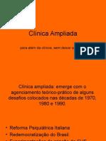 Clínica Ampliada