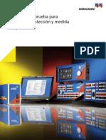 CM Line Catalog ESP