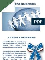 Aula 1_Direito Internacional- Sociedade Internacional